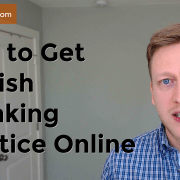 How to Get English Speaking Practice Online