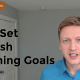 Set English Learning Goals