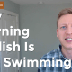 Swimming Learning English