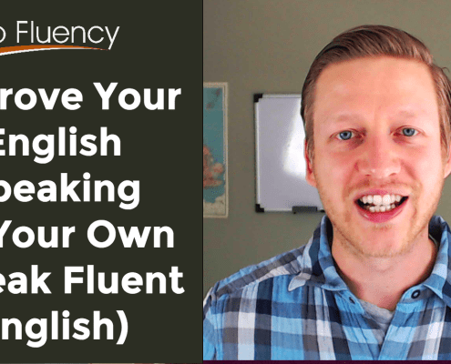 Speak Fluent English Picture
